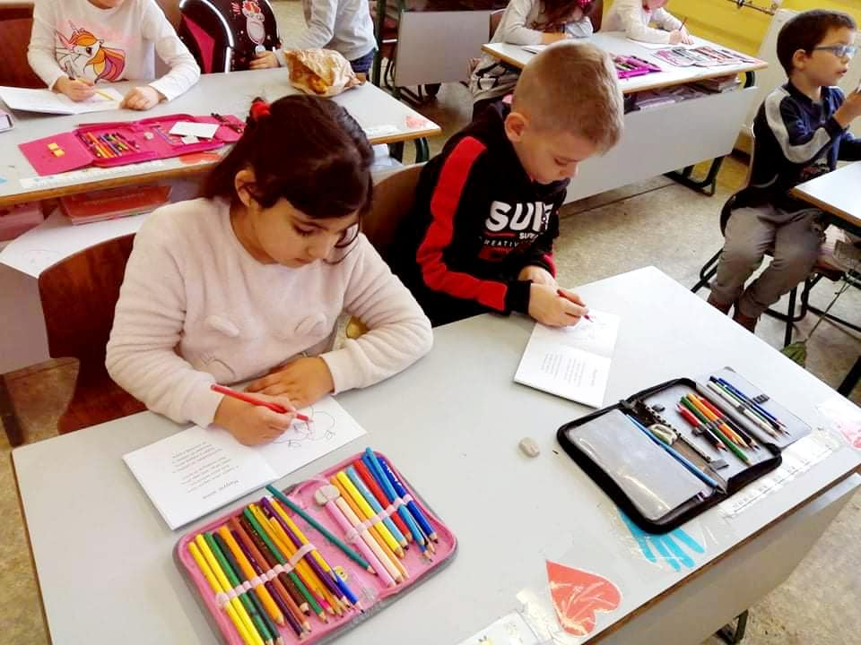 Az akasztói iskolásokoz is eljutott a kezdeményezésünk