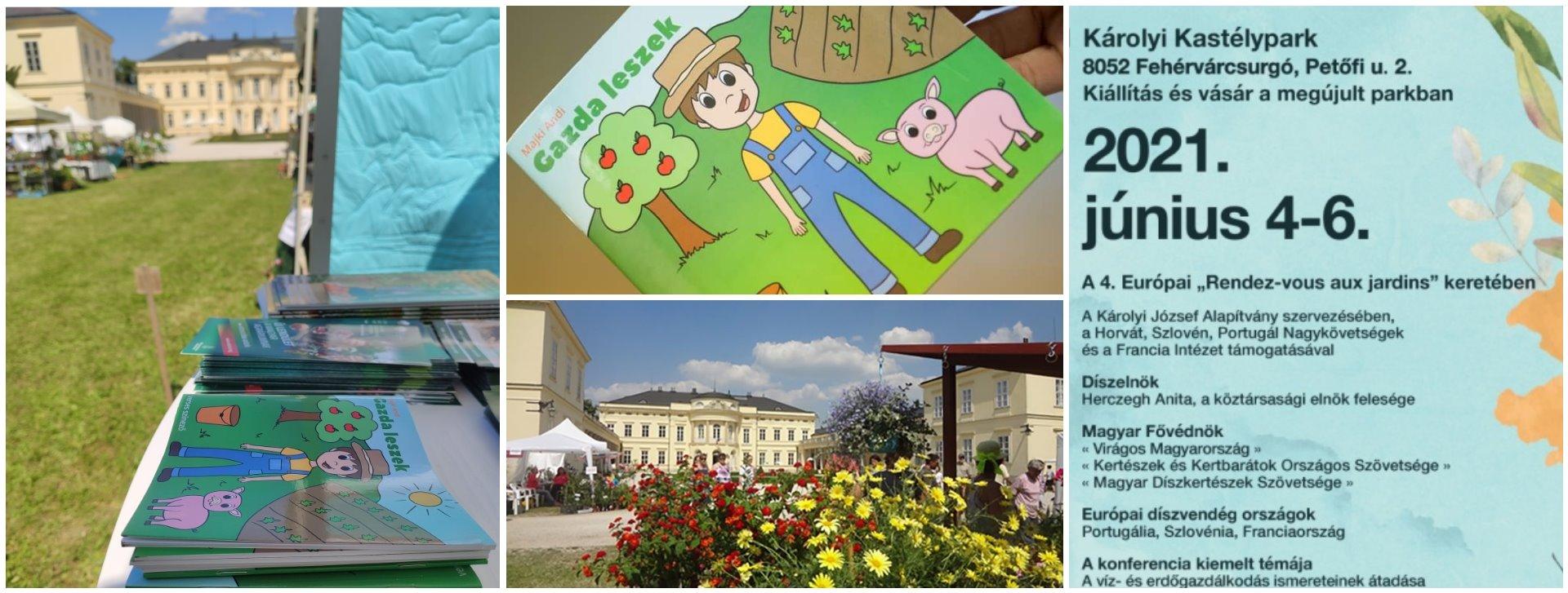 Európai Dísznövény és Kertművészeti Napok 2021