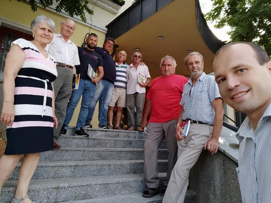A Fehérvári gazdák újra Varga Imre Istvánt választották meg elnöküknek.
